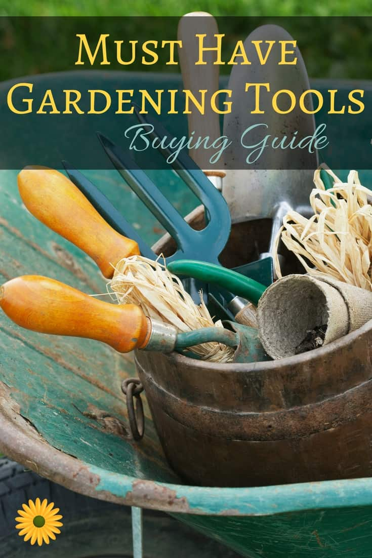 Must have gardening tools buying guide