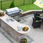 Outdoor Backyard Kitchens