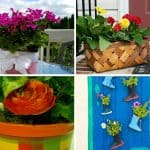Creative Flower Pot Ideas That Add Color To Your Space
