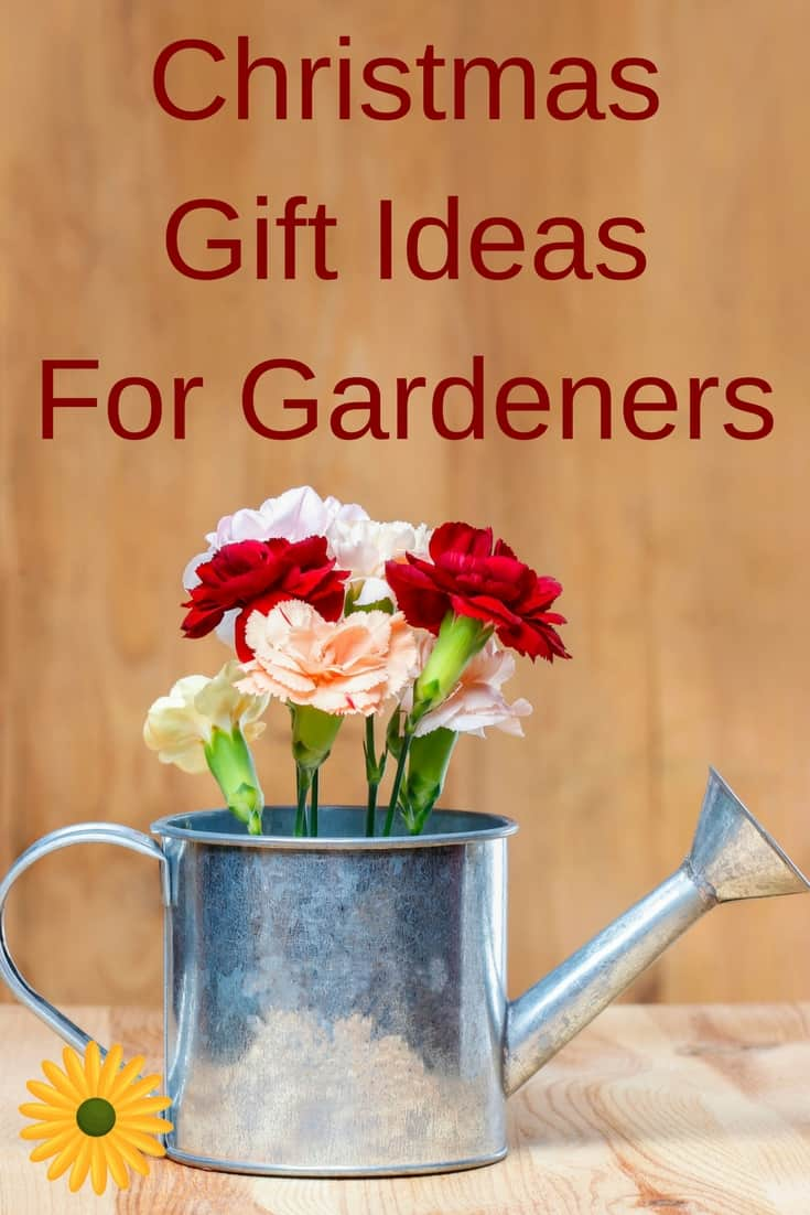 Having Trouble Thinking Of The Best Christmas Gift Ideas For The Gardeners  In Your Life?