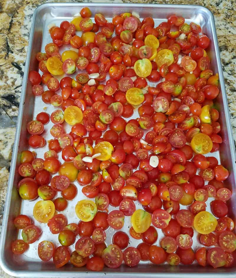 Ready to roast tomatoes