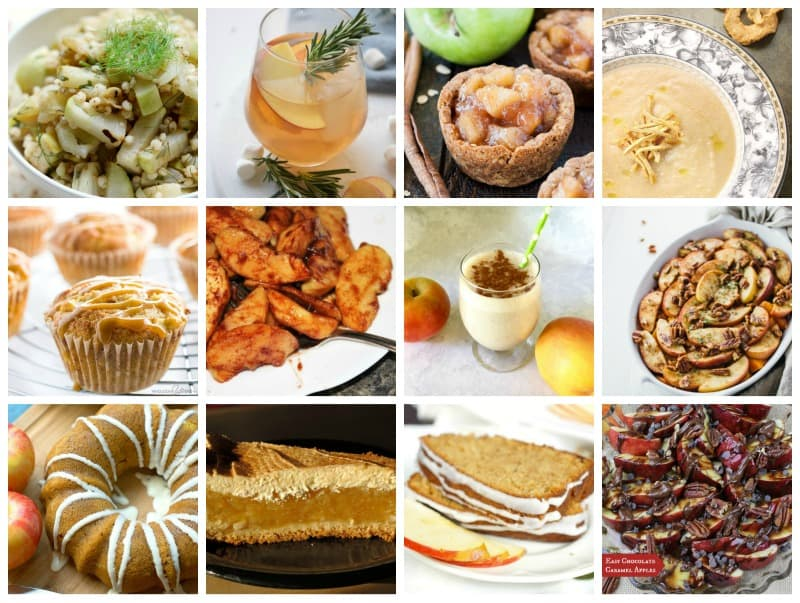 Easy Fall Apple Recipes