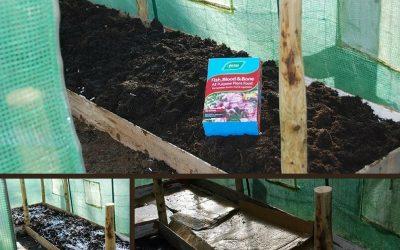 Lasagna Gardening Method