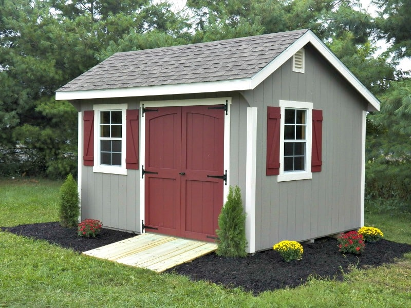 Home office shed