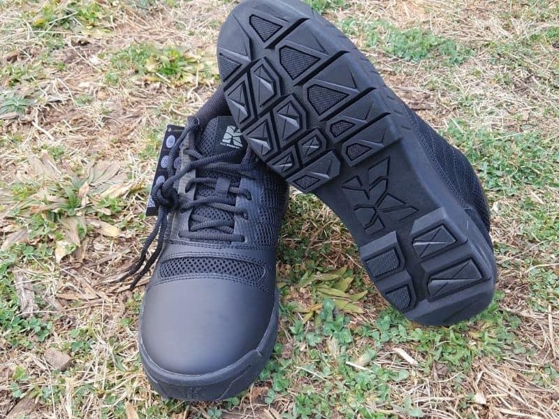 men's black Kujo Yardwear shoes