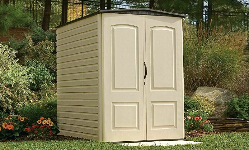 Best Rubbermaid Storage Sheds For Gardeners