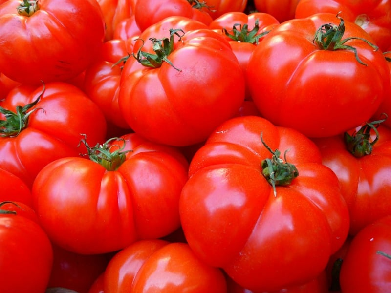 Too many tomatoes? Ideas for jusing up tomatoes from your garden