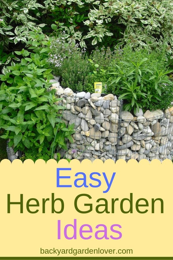 Add some herbs to your garden. Here are some great herb garden ideas: create herb gardens in mason jars, coffee mugs, clawfoot bathtubs, wooden crates and more. Make your garden as small or as big as you wish with these unique ideas, and enjoy beauty, flavor, and scent all in one place. #herbs #herbgarden #containerherbgarden #gardening #herbgardenideas #smallgardenideas #kitchenherbs #medicinalherbs