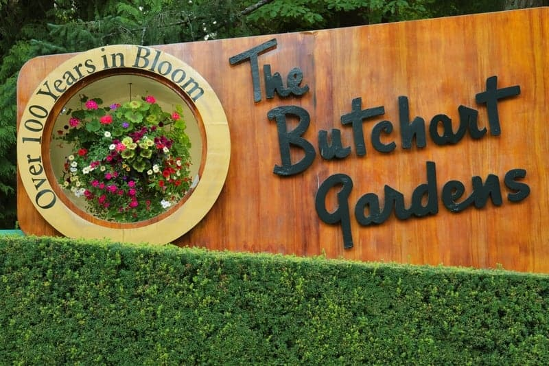 The Ultimate Guide To Visiting Butchart Gardens In Victoria Bc