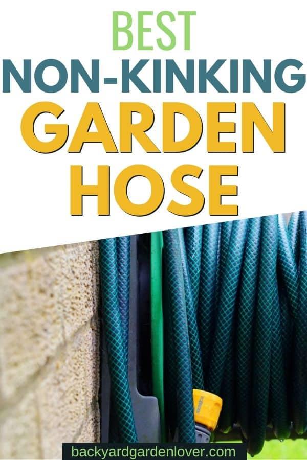 Best non kinking garden hose