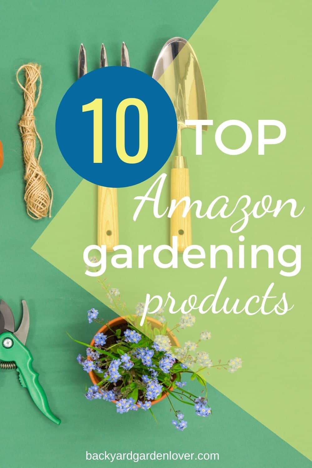 Top 10 Amazon garden products