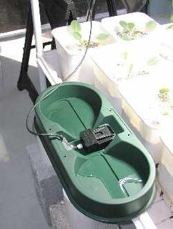 TEsting autopot smart valve