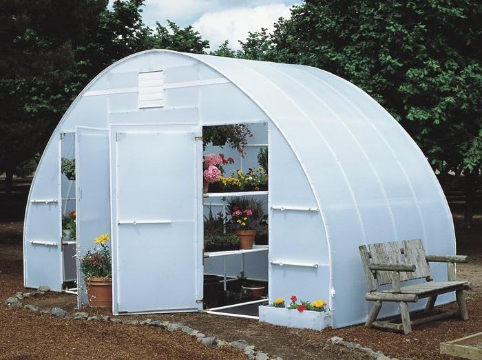Solexx conservatory greenhosue