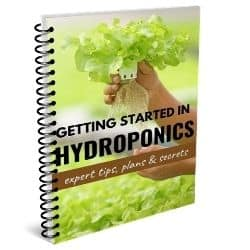 Getting started in hydroponics ebook