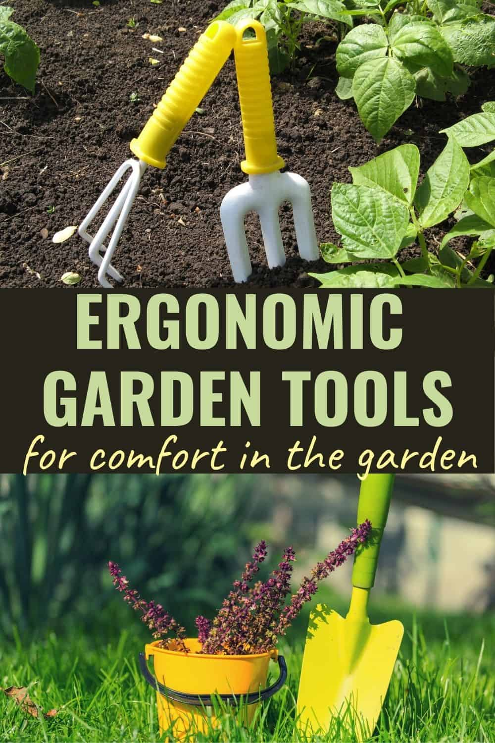 Ergonomic Radius garden tools for comfort in the garden