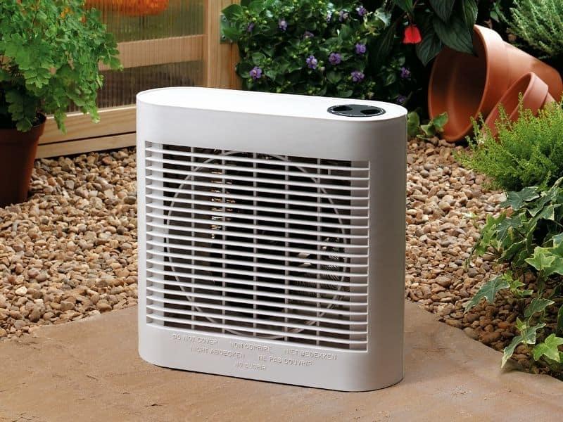 greenhouse fan