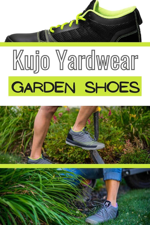 Kujo Yardwear Garden Shoes