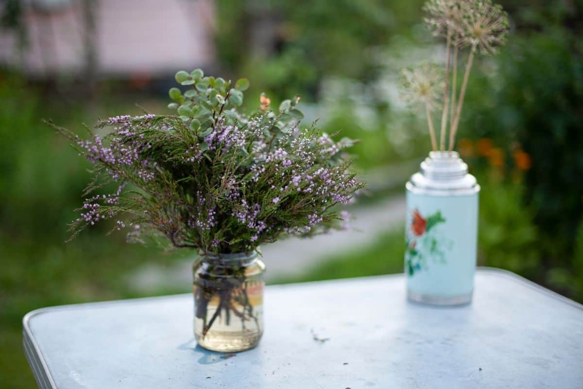 rosemary bouquet