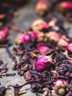 edible dried flowers