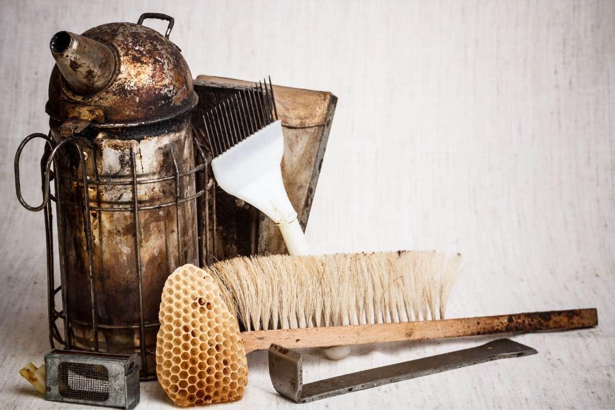 equipment for beekeeping